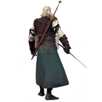 The Witcher 3 Wild Hunt Geralt Cosplay Leather Costume | Cosplay Costumes