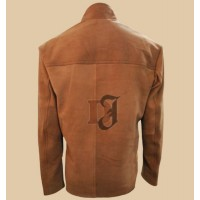 Stephen Amell Arrow Brown Jacket | Women Distressed Jacket