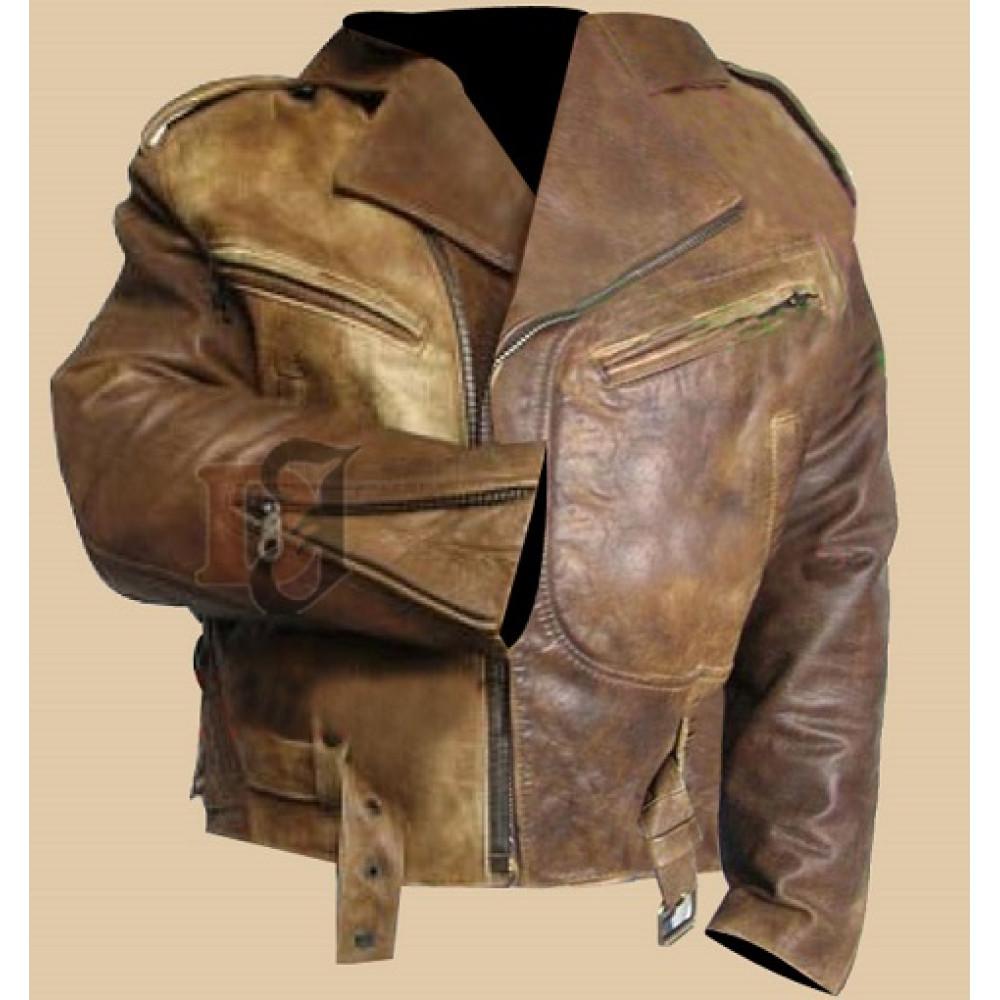Passenger 57 John Cutter (Wesley Snipes) Leather Jacket | Hero Jackets