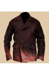 I Robot Will Smith Del Spooner Leather Jacket | Leather Jacket Coat