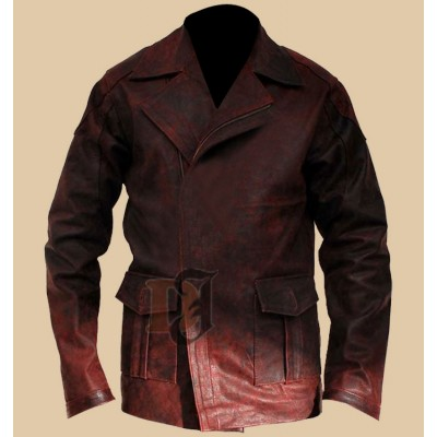 I Robot Will Smith Del Spooner Leather Jacket | Leather Jacket Coat