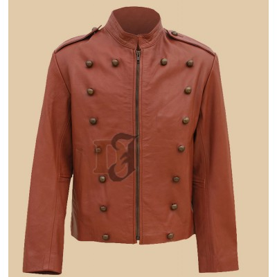 The Rocketeer Movie Billy Campbell jacket | Dark Brown Jackets
