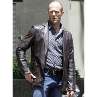Fast and Furious 7 Jason Statham Leather Jacket  | Movie Leather Jacket