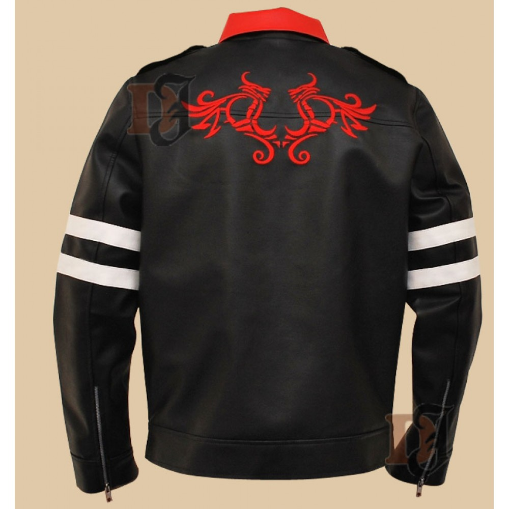 Prototype Leather Jacket | Games Jackets For Sale
