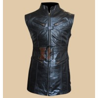 Melinda May Agents of S.H.I.E.L.D Black Jacket Vest | Women Vests