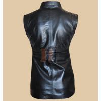 Melinda May Agents of S.H.I.E.L.D Black Jacket Vest   Women Vests