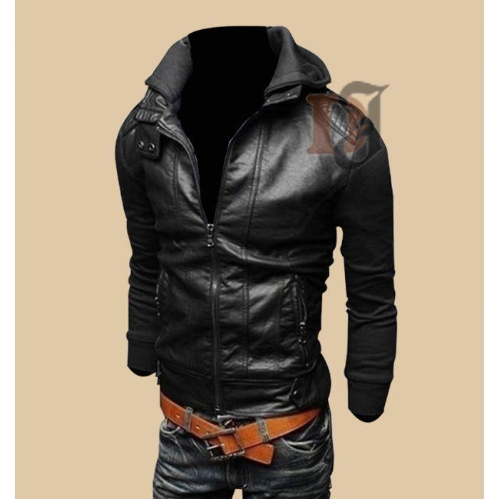 Here we proud to offer Men's Fashion Jackets according to fashion and all jackets are at very low cost with Free home delivery services in USA. These biker jackets includes various colors and styles like safari, long jackets, moto, linen, jeans, blue, red, with fur, with laces, stripes, buckles, belts and collars.