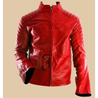 Smallville Superman Clark Kent Maroon Leather Jacket | Movies Jacket