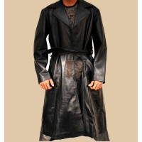 Blade Movie Coat | Wesley Snipes Trench Coat Jacket | Black Long Coats
