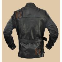 The Curious Case of Benjamin Button Brad Pitt Jacket |  Black jackets