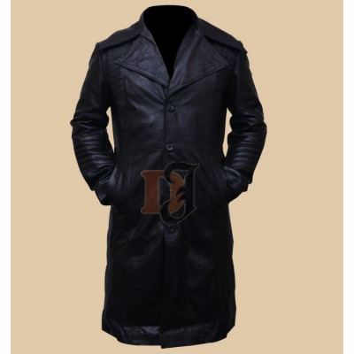 Carlito's Way Al Pacino (Carlito Brigante) Leather Coat