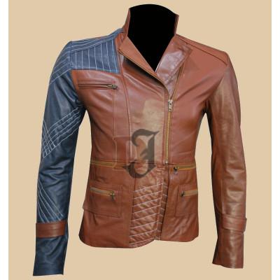 Defiance Julie Benz Amanda Rosewater Women's Leather Jacket   Stylish Jackets