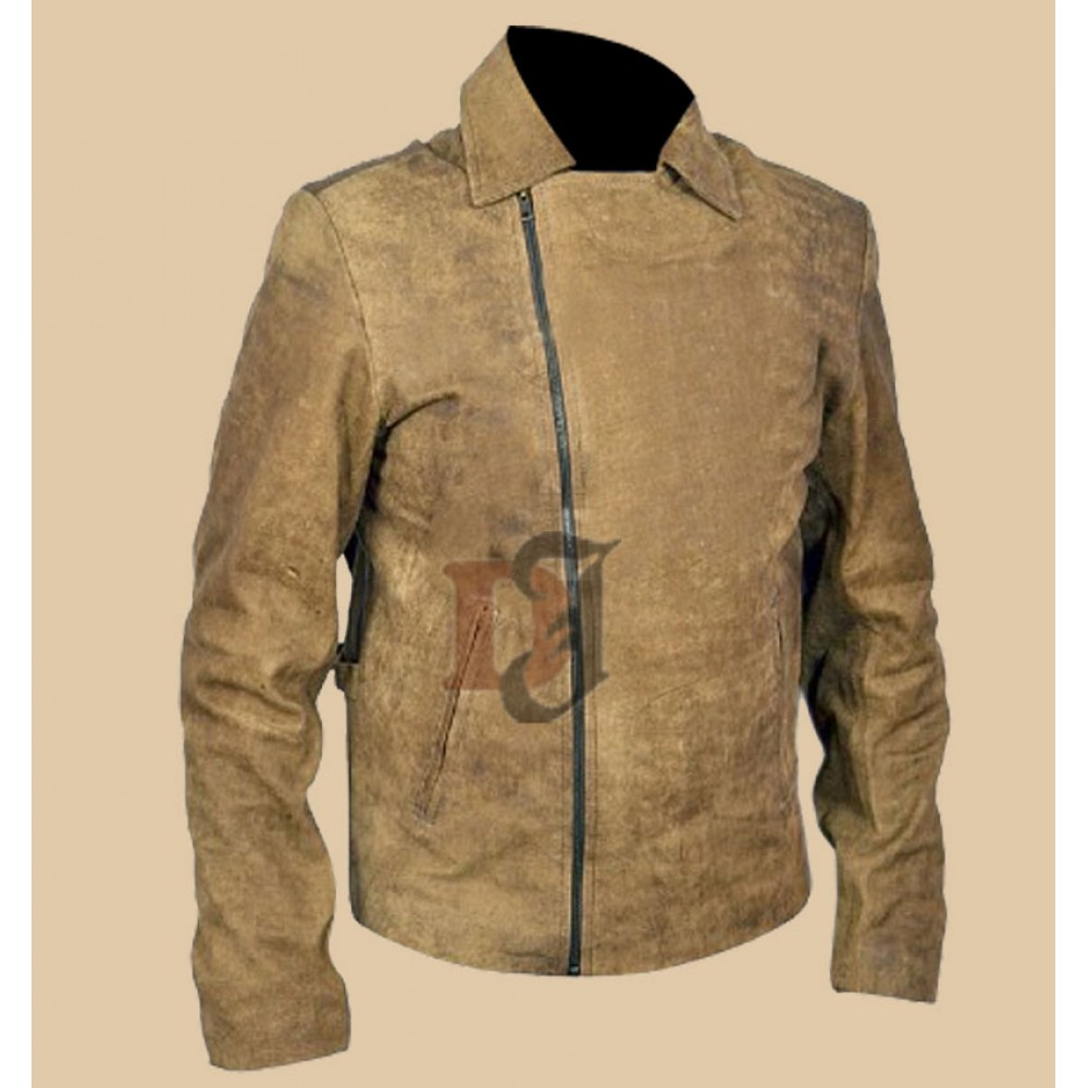 Escape From LA Snake Plissken Jacket | Distressed Jackets