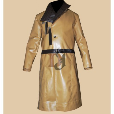 Game of Thrones Jaime Lannister Long Leather Jacket | Movies Coat