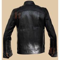 Matthew McConaughey Black Leather Jacket | Black jackets