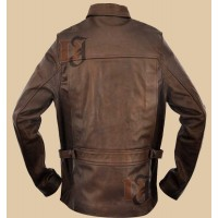 Inception Leonardo DiCaprio Stylish Genuine Leather Jacket