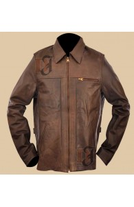 Inception Leonardo DiCaprio Stylish Genuine Leather Jacket