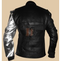 James The Winter Soldier Jacket | Black Stylish Jacket