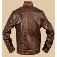 Lockout Jacket | Guy Pearce Distressed Stylish Jacket For Sale