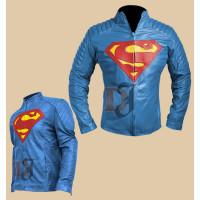 Superman Costume Jacket - Man of Steel Movie Costume Jacket
