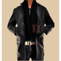 Max Payne Mark Wahlberg Stylish Black Leather Jacket | Stylish Jackets