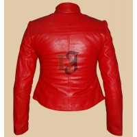 Once Upon A Time Emma Swan Red Jacket | Women Red Jackets