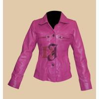 Percy Jackson: Sea of Monsters Alexandra Daddario Jacket   Pink Jackets