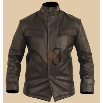 RIPD Ryan Reynolds Black Jacket