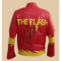 Red Flash Rangers Leather Jacket for Sale | Movies Jackets