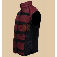 Farscape John Crichton Stylish Leather Vest | Movies Vest