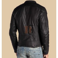 James T Kirk Star TrekStar Trek Chris Pine Leather Jacket | Distressed jackets