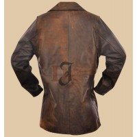 Supernatural Distressed Jacket | Dean Winchester Coat