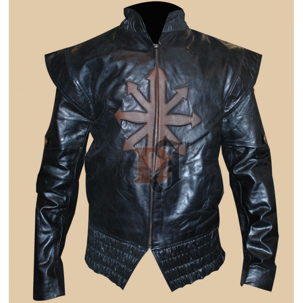 The Three Musketeers Logan Lerman Jacket | Movies Black Jacket