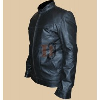 This Means War Tom Hardy Black Jacket | Black Leather jacket