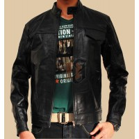 TRANSFORMERS 2 SW.SHIA LABEOUF BLACK JACKET | Movies Jackets