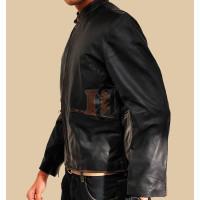 Tron Legacy Garrett Hedlund Sam Flynn jacket | Distressed Jackets