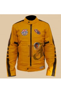 Kill Bill Uma Thurman (Beatrix Kiddo) Yellow Jacket | Movies Jackets