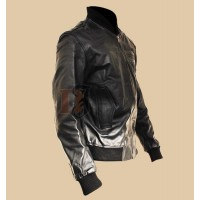 Money Never Sleeps Motorcycle Jacket | Black Jackets