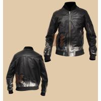 Money Never Sleeps Motorcycle Jacket   Black Jackets