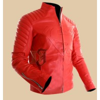 Smallville Superman Clark Kent jacket | Red Leather Jacket