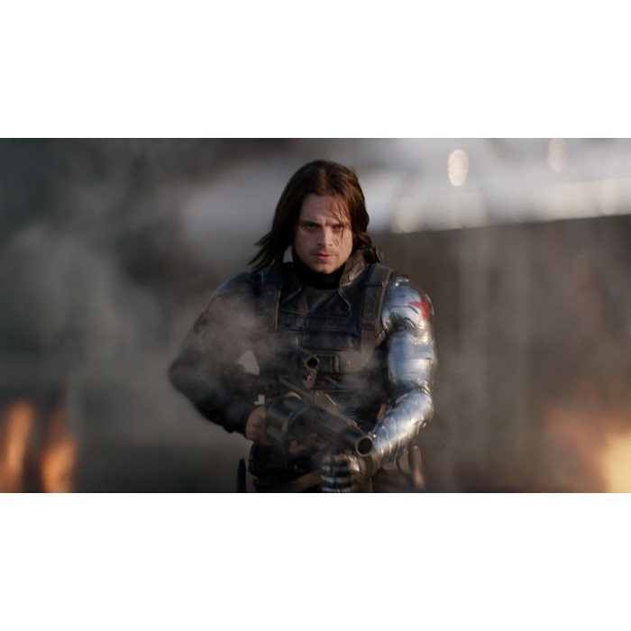 Buy The Winter Soldier Bucky Barnes Leather jacket
