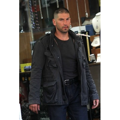 Daredevil Season 2 Jon Bernthal Leather Jackets | Celebrities Jackets