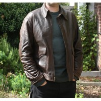 London Boulevard Colin Farrell Leather Jacket   Distressed Jackets