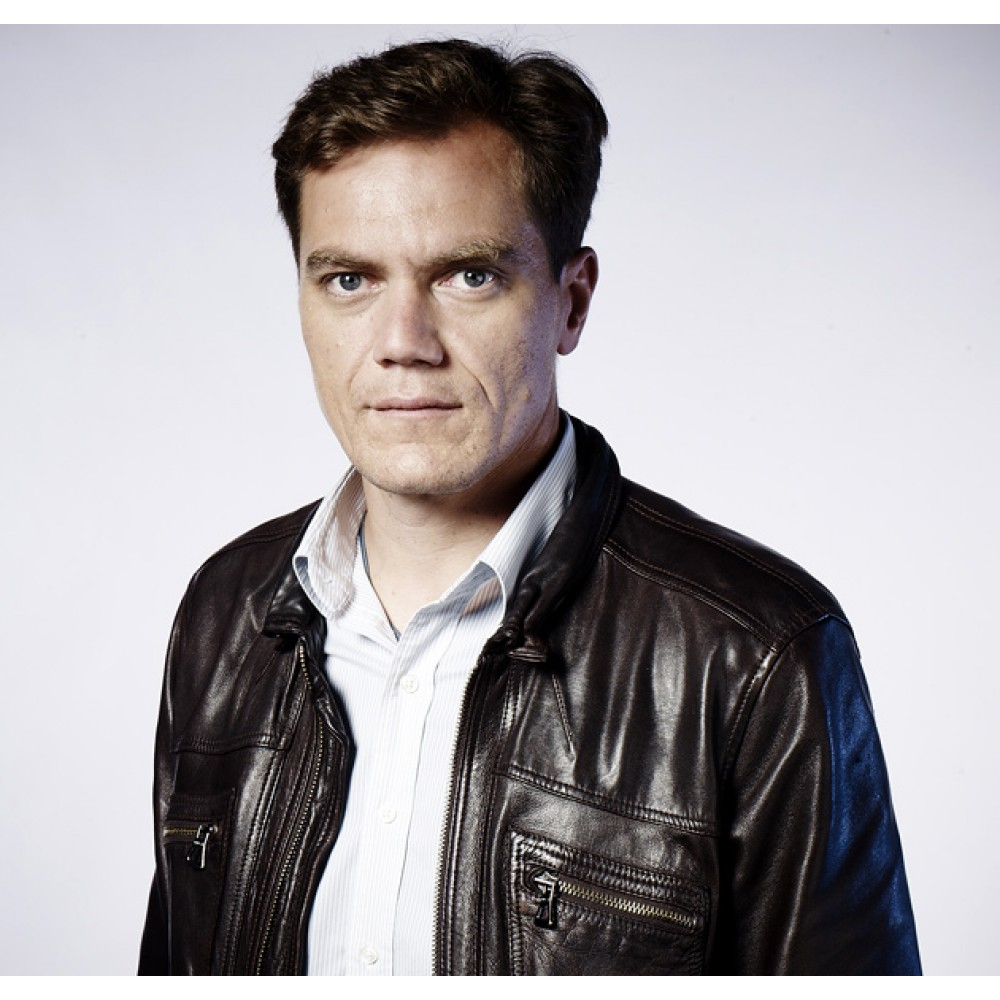 Michael Shannon Leather Jacket | Celebrities Brown Jackets