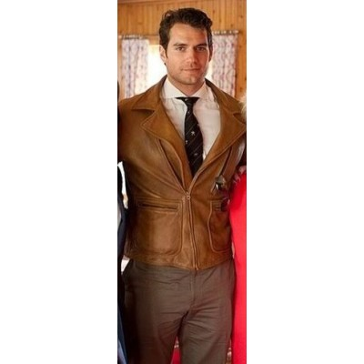 Henry Cavill Leather Jackets For Sale | Distresed Leather Jackets