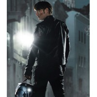 Hannibal Tv Serial Mads Mikkelsen Jacket | Distressed Black Jackets