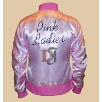 Pink Ladies Grease 2 Reversible Satin Jacket | Reversible Jackets