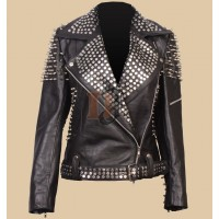 Britney Spears Till The World Ends Leather Jacket | Womens Stylish Jackets