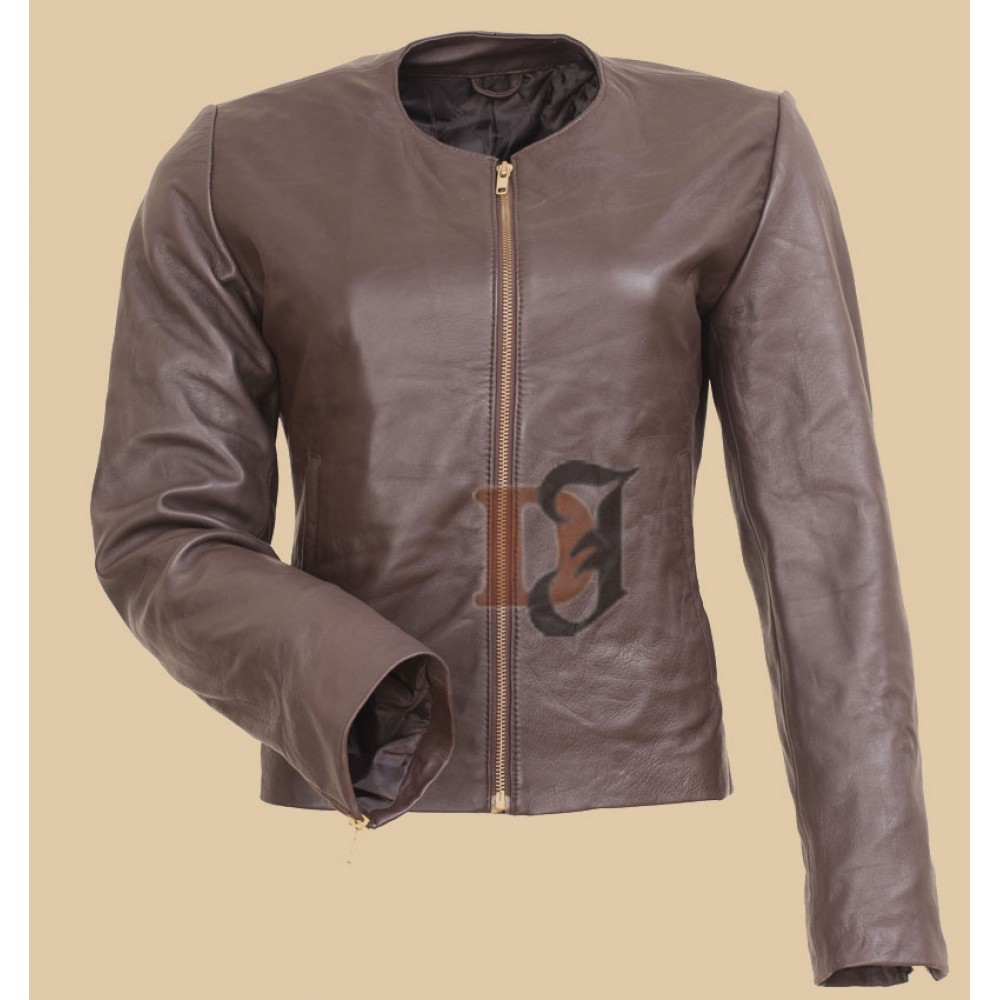 This Means War Reese Witherspoon Jacket | Brown Leather Jackets