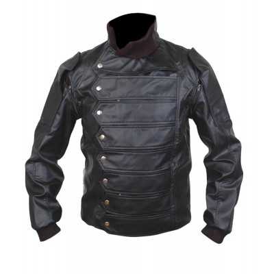 The Black Leather jacket | Movie Leather Jackets